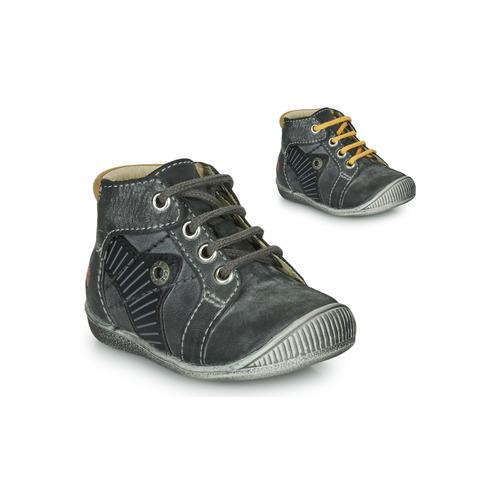 Čevlji  Dečki Polškornji GBB NATALE Siva