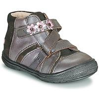 Čevlji  Deklice Polškornji GBB NICOLETA Rožnata