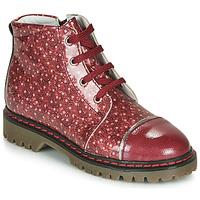 Čevlji  Deklice Polškornji GBB NEVA Rdeča