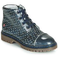 Čevlji  Deklice Polškornji GBB NEVA Modra
