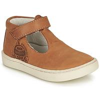 Čevlji  Dečki Sandali & Odprti čevlji GBB PRESTON Cognac