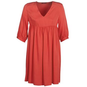 Oblačila Ženske Kratke obleke Only ONLVICTORIA Rdeča