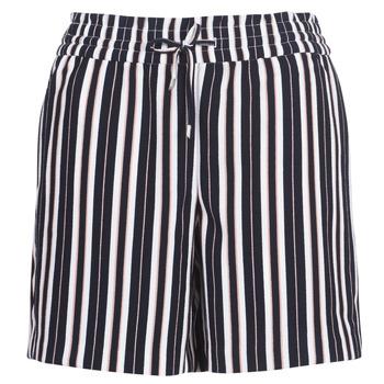 Oblačila Ženske Kratke hlače & Bermuda Only ONLPIPER Bela
