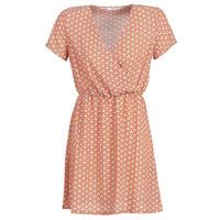 Oblačila Ženske Kratke obleke Only ONLTULIPE Oranžna