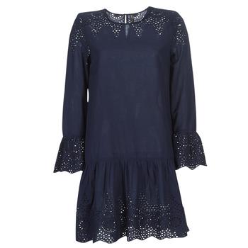 Oblačila Ženske Kratke obleke Only ONLALBERTHE Modra