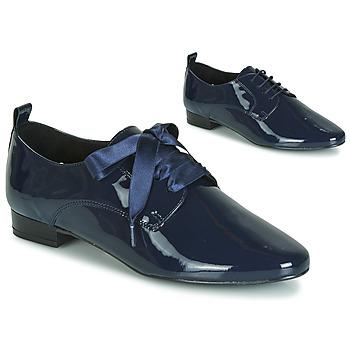 Čevlji  Ženske Čevlji Derby André GOURMANDISE Modra