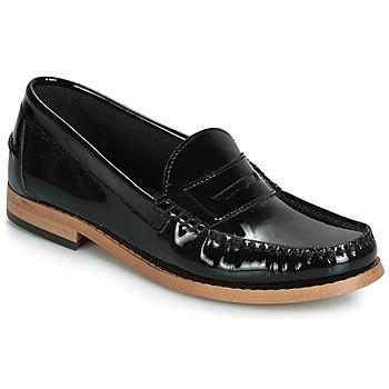 Čevlji  Ženske Mokasini André CESAR Črna