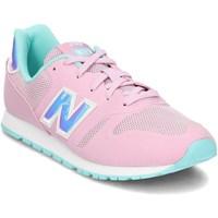 Čevlji  Ženske Nizke superge New Balance 373 Roza