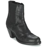 Čevlji  Ženske Gležnjarji Fred de la Bretoniere ALMERE Črna