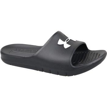 Čevlji  Moški Natikači Under Armour Core Pth Slides Črna