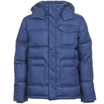 Oblačila Moški Puhovke Wrangler THE GUARD Modra