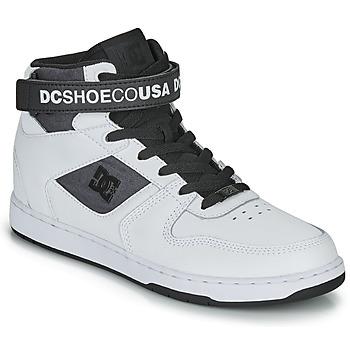 Čevlji  Moški Visoke superge DC Shoes PENSFORD SE Bela / Črna