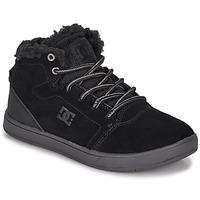 Čevlji  Otroci Visoke superge DC Shoes CRISIS HIGH WNT Črna