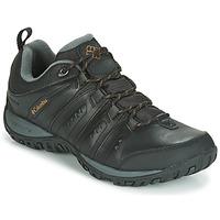 Čevlji  Moški Šport Columbia WOODBURN II WATERPROOF Črna