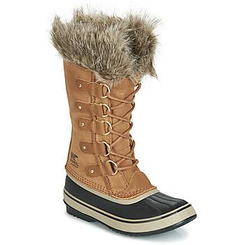 Čevlji  Ženske Škornji za sneg Sorel JOAN OF ARCTIC Kamel