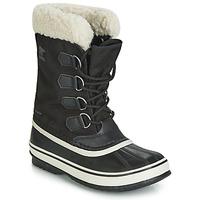 Čevlji  Ženske Škornji za sneg Sorel WINTER CARNIVAL Črna