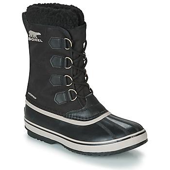 Čevlji  Moški Škornji za sneg Sorel 1964 PAC NYLON Črna