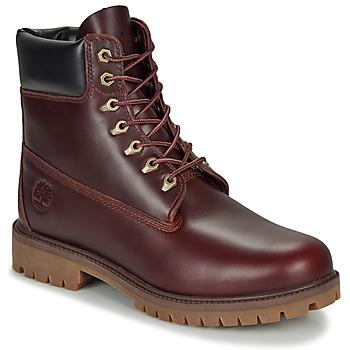 Čevlji  Moški Polškornji Timberland 6 INCH PREMIUM BOOT Kostanjeva