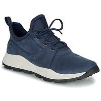 Čevlji  Moški Nizke superge Timberland BROOKLYN LACE OXFORD Modra