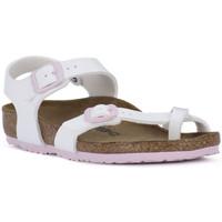 Čevlji  Deklice Sandali & Odprti čevlji Birkenstock NEW YORK Bianco
