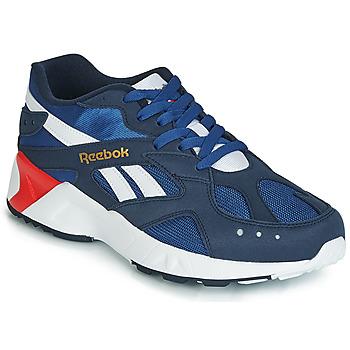 Čevlji  Moški Nizke superge Reebok Classic AZTREK Modra