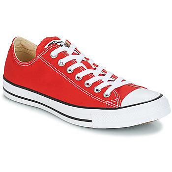 Čevlji  Nizke superge Converse CHUCK TAYLOR ALL STAR CORE OX Rdeča