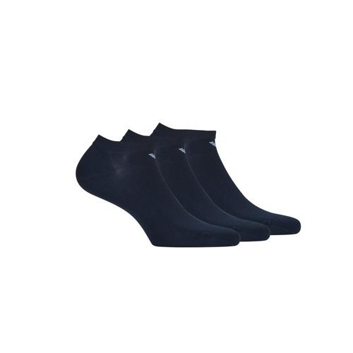 Dodatki  Moški Nogavice Emporio Armani CC134-300008-00035 Modra