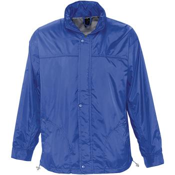Oblačila Vetrovke Sols MISTRAL HIDRO SWEATER Azul