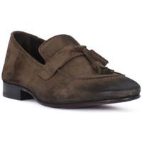 Čevlji  Moški Mokasini Pawelk's OLD CACAO Marrone