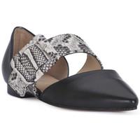 Čevlji  Ženske Balerinke Priv Lab NAPPA NERO Nero