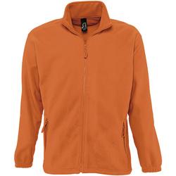 Oblačila Moški Flis Sols NORTH POLAR MEN Naranja