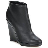 Čevlji  Ženske Nizki škornji Bourne FONATOL Črna