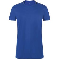 Oblačila Moški Majice s kratkimi rokavi Sols CLASSICO SPORT Azul
