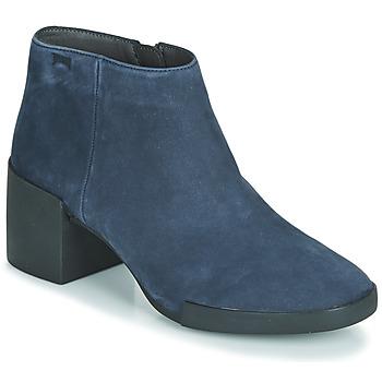 Čevlji  Ženske Gležnjarji Camper LOTTA Modra
