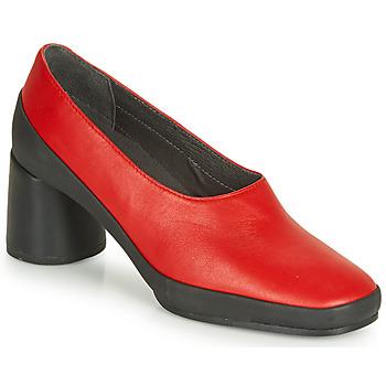 Čevlji  Ženske Salonarji Camper UP RIGHT Rdeča