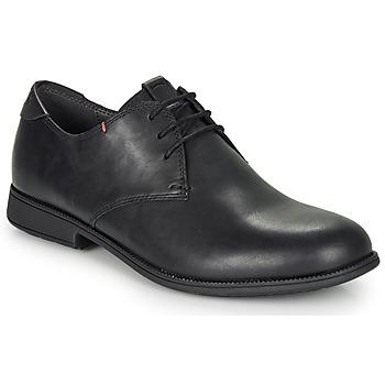Čevlji  Moški Čevlji Derby Camper MIL3 Črna