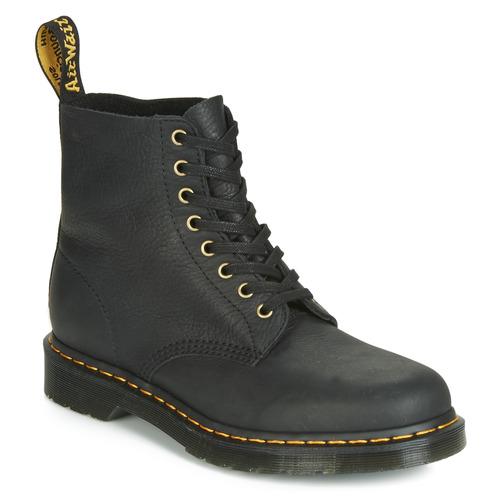 Čevlji  Moški Polškornji Dr Martens 1460 PASCAL Črna