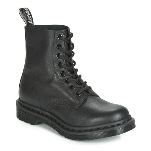 Čevlji  Polškornji Dr Martens 1460 PASCAL MONO Črna