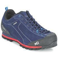 Čevlji  Moški Pohodništvo Millet FRICTION GTX Modra / Rdeča