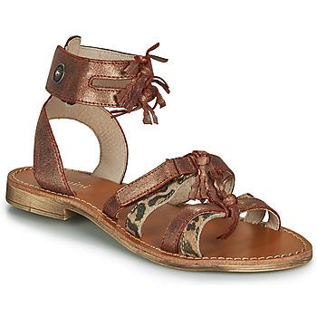 Čevlji  Deklice Sandali & Odprti čevlji Catimini CABRI Kostanjeva