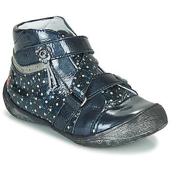 Čevlji  Deklice Polškornji GBB NADETTE Modra