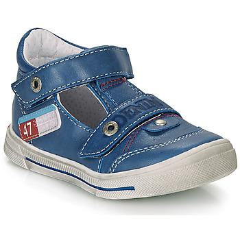 Čevlji  Dečki Sandali & Odprti čevlji GBB PEPINO Modra