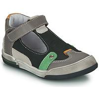 Čevlji  Dečki Sandali & Odprti čevlji GBB PERCEVAL Črna / Siva
