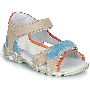 Čevlji  Dečki Sandali & Odprti čevlji GBB PHILIPPE Bež