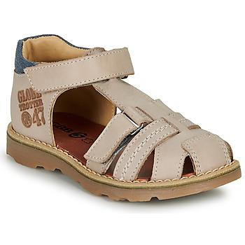 Čevlji  Dečki Sandali & Odprti čevlji GBB PINO Siva
