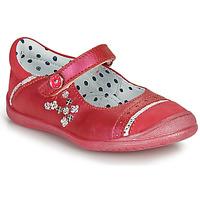 Čevlji  Deklice Balerinke Catimini PIPISTRELLE Rožnata
