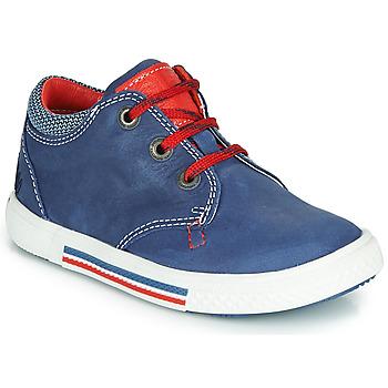 Čevlji  Dečki Nizke superge Catimini PALETTE Modra