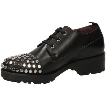 Čevlji  Ženske Čevlji Derby Apepazza BROOK nero-nero