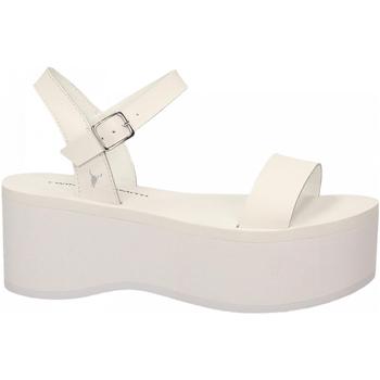Čevlji  Ženske Sandali & Odprti čevlji Windsor Smith CARLA SMOOTH ACTION white