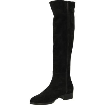 Čevlji  Ženske Visoki škornji Lorenzo Masiero STIV.ELAS STRETCH nero-nero